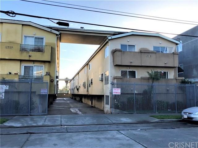 8760 Burnet Avenue #10, North Hills, CA 91343 (#SR19013379) :: California Realty Experts