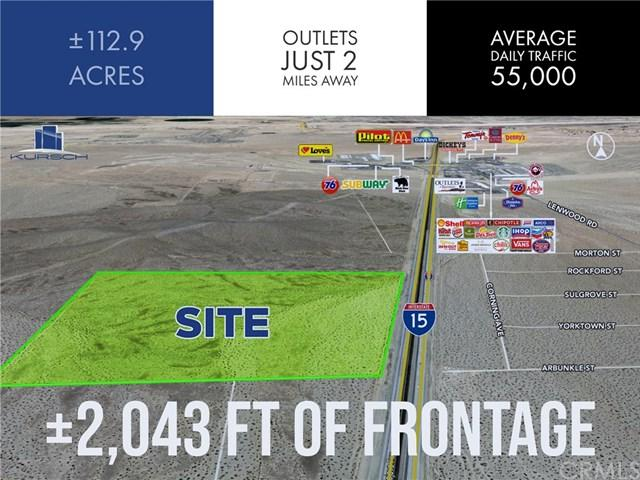 0 Interstate 15, Barstow, CA 92311 (#OC19014050) :: California Realty Experts