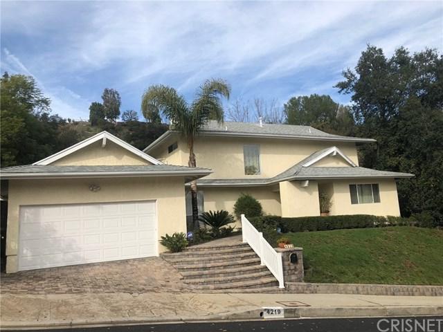 4219 Nogales Drive, Tarzana, CA 91356 (#SR19013531) :: Impact Real Estate