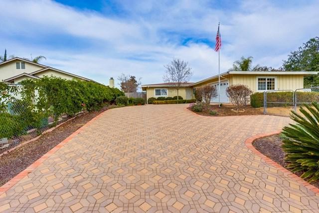 309 Markell Ln, Fallbrook, CA 92028 (#190003868) :: Pam Spadafore & Associates