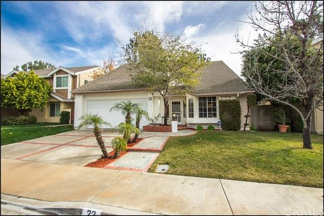 22 Windflower, Aliso Viejo, CA 92656 (#OC19011462) :: Fred Sed Group