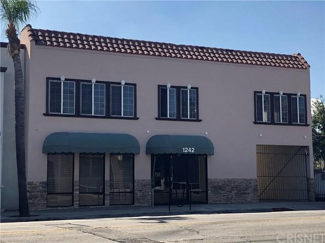 1242 San Fernando Road, San Fernando, CA 91340 (#SR19014262) :: Impact Real Estate