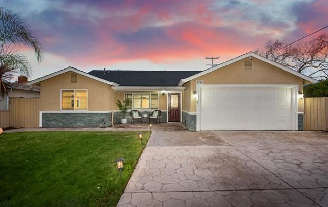 2798 Custer Drive, San Jose, CA 95124 (#ML81735837) :: Ardent Real Estate Group, Inc.