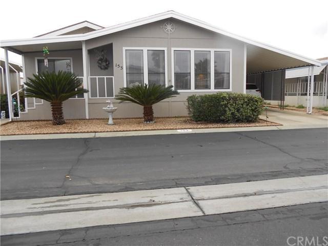 1300 W Menlo Avenue #153, Hemet, CA 92543 (#SW19012828) :: Allison James Estates and Homes