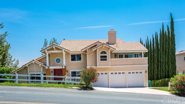 23916 Ridge Line Road, Diamond Bar, CA 91765 (#TR19014409) :: California Realty Experts