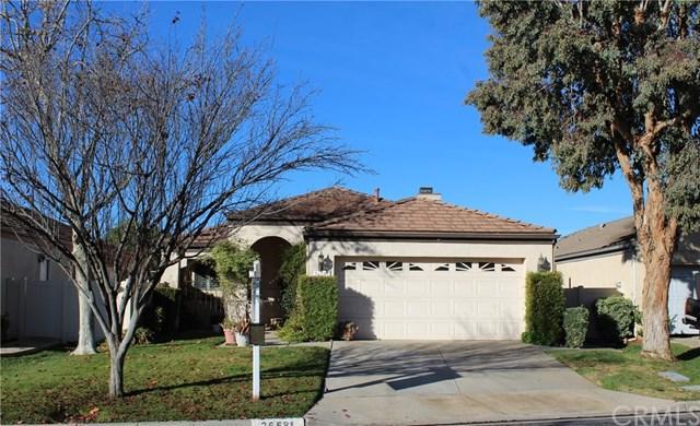 26581 Calle Emiliano, Menifee, CA 92585 (#SW19013360) :: California Realty Experts