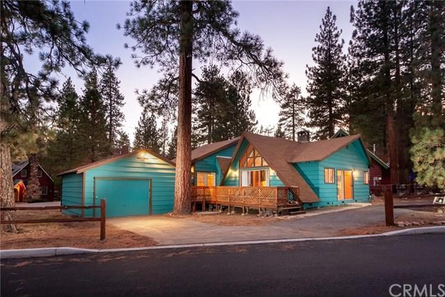 684 Chipmunk Lane, Big Bear, CA 92315 (#PW19014522) :: Pam Spadafore & Associates