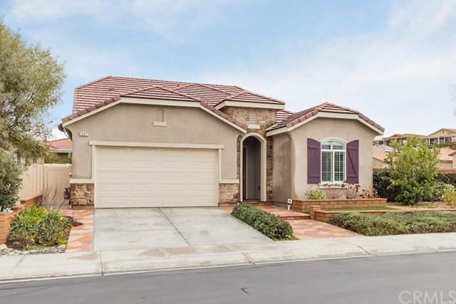 1467 Tinkers Creek Park, Beaumont, CA 92223 (#EV19014435) :: Allison James Estates and Homes