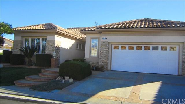 5001 Singing Hills Drive, Banning, CA 92220 (#EV19014645) :: Allison James Estates and Homes