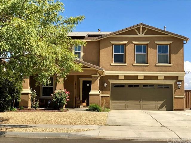 601 Julian Avenue, San Jacinto, CA 92582 (#SW19001178) :: Allison James Estates and Homes