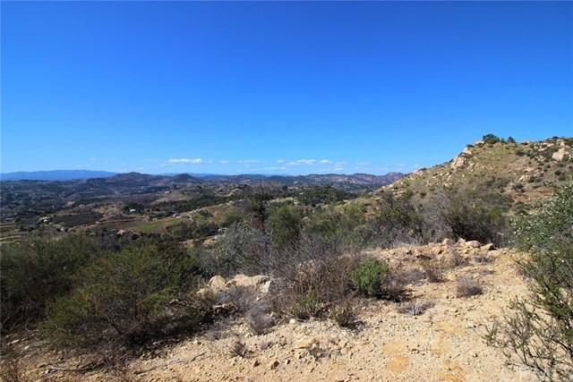 0 Mountain Rim Drive, Fallbrook, CA 92028 (#SW19014718) :: California Realty Experts