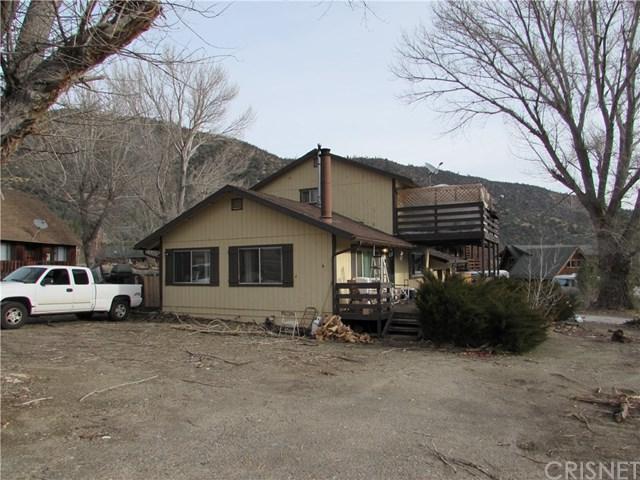 16521 Mil Potrero, Pine Mountain Club, CA 93222 (#SR19014772) :: The Laffins Real Estate Team