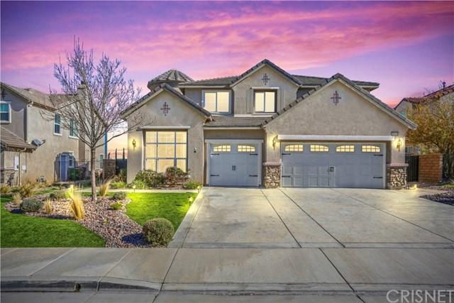 39428 Evening Star Street, Palmdale, CA 93551 (#SR19014783) :: Allison James Estates and Homes