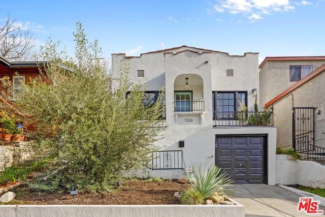 1336 N Occidental, Los Angeles (City), CA 90026 (#19424966) :: Pam Spadafore & Associates
