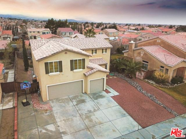 36849 Cristallo Court, Palmdale, CA 93550 (#19425806) :: California Realty Experts