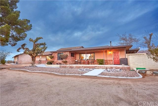 22726 Papago Road, Apple Valley, CA 92307 (#CV19014929) :: Allison James Estates and Homes