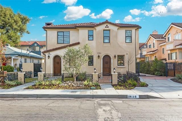 213 3rd Avenue, Arcadia, CA 91006 (#AR19014941) :: California Realty Experts