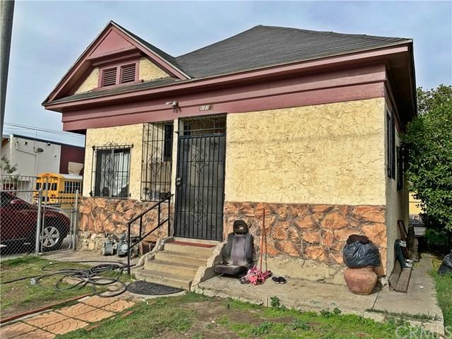 1117 E 29th Street, Los Angeles (City), CA 90011 (#DW19014972) :: Allison James Estates and Homes