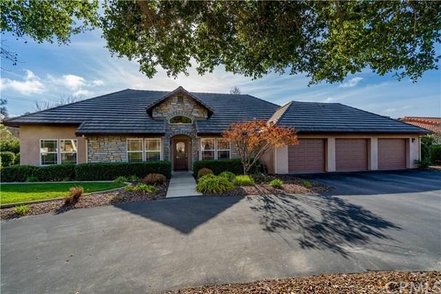 3020 Avenida Del Sol, Atascadero, CA 93422 (#NS19014416) :: RE/MAX Parkside Real Estate