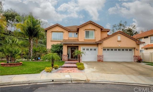 2081 S La Quinta Court, La Habra, CA 90631 (#PW19013070) :: Allison James Estates and Homes