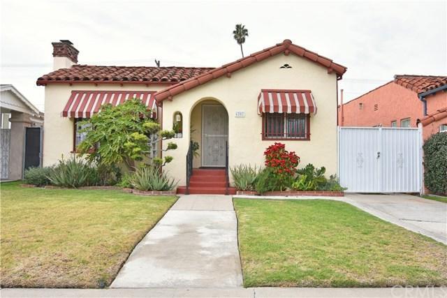 6207 4th Avenue, Los Angeles (City), CA 90043 (#RS19014736) :: Hart Coastal Group