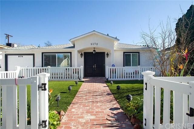 5172 Nestle Avenue, Tarzana, CA 91356 (#SR19015233) :: California Realty Experts