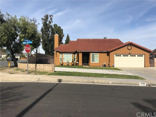 1298 W Woodcrest Street, Bloomington, CA 92316 (#IV19015113) :: California Realty Experts
