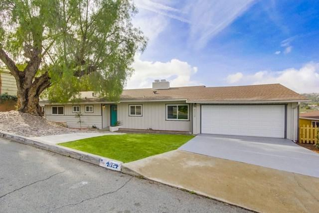 4024 Kenwood Dr, Spring Valley, CA 91977 (#190004167) :: California Realty Experts