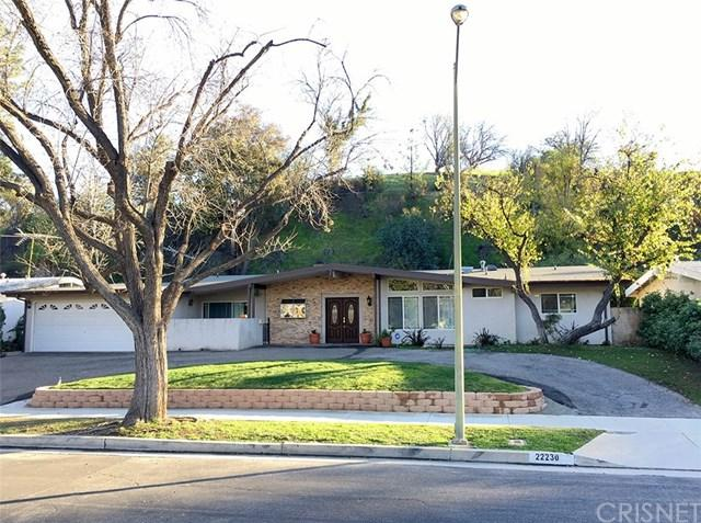 22230 Tiara Street, Woodland Hills, CA 91367 (#SR19015280) :: Hart Coastal Group