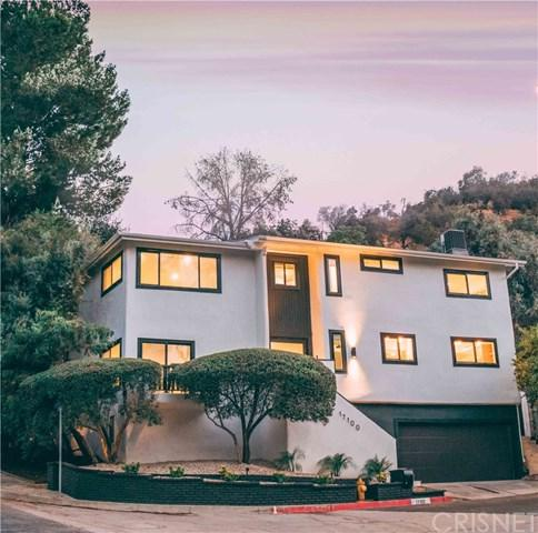 17100 Clemons Drive, Encino, CA 91436 (#SR19015483) :: California Realty Experts