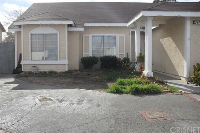 4328 Trenton Avenue, Palmdale, CA 93552 (#SR19012986) :: Hart Coastal Group