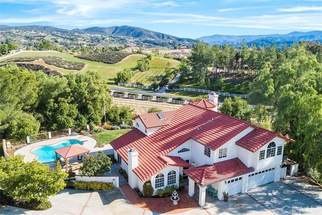 40885 Via Champagne, Temecula, CA 92592 (#SW19014195) :: Realty ONE Group Empire