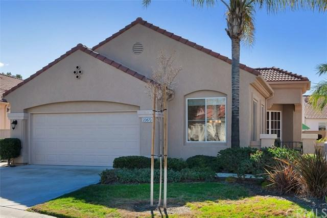 23673 Corte Sabio, Murrieta, CA 92562 (#SW19016200) :: California Realty Experts