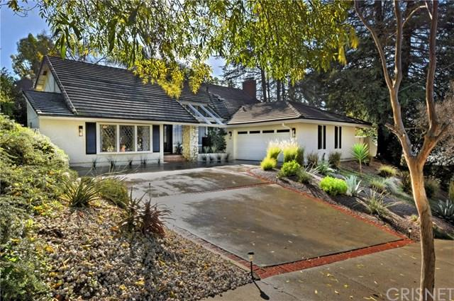 22738 Pera Road, Woodland Hills, CA 91364 (#SR19016189) :: Pam Spadafore & Associates