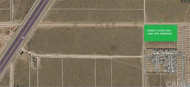 0 Mesa Street, Hesperia, CA 92345 (#CV19016435) :: RE/MAX Masters