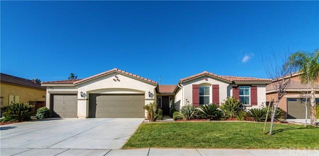 27299 Stonehurst Drive, Menifee, CA 92585 (#SW19016571) :: California Realty Experts