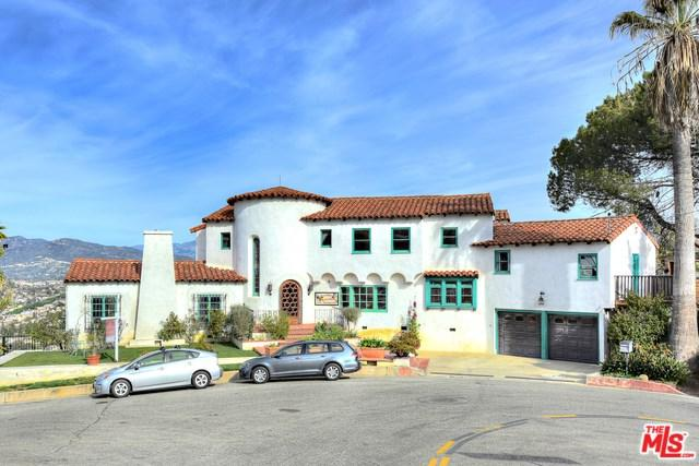 3845 Lavell Drive, Los Angeles (City), CA 90065 (#19426584) :: California Realty Experts