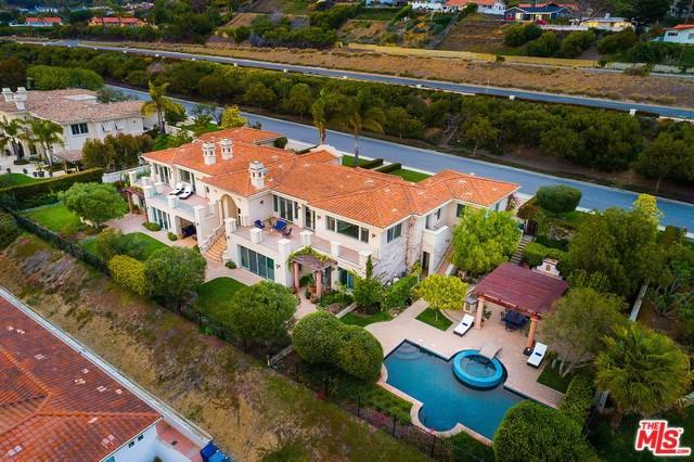 63 Paseo Del La Luz, Rancho Palos Verdes, CA 90275 (#19426620) :: RE/MAX Masters