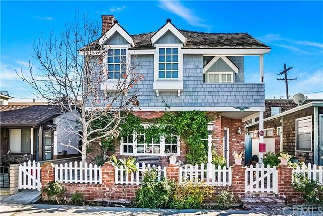 110 Marine Avenue, Newport Beach, CA 92662 (#OC18290842) :: Fred Sed Group