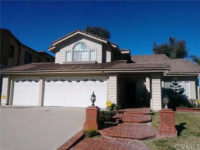 727 Laurelwood Way, Walnut, CA 91789 (#TR18293358) :: California Realty Experts