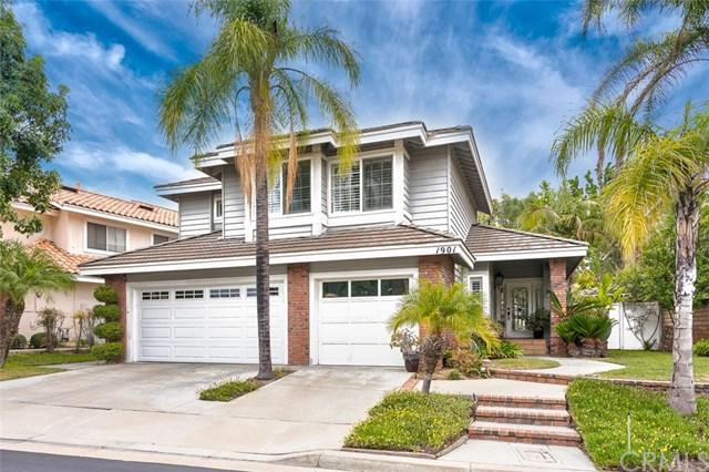 1901 Lexington Drive, Fullerton, CA 92835 (#PW19017101) :: Fred Sed Group