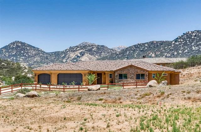 12057 Via Trevi, Lakeside, CA 92040 (#190004557) :: California Realty Experts