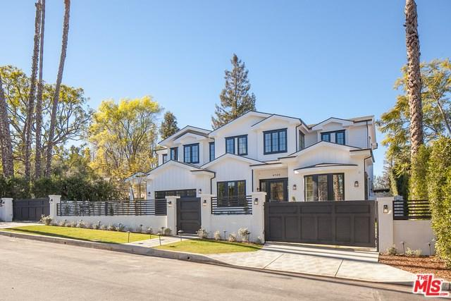 4745 Yarmouth Avenue, Encino, CA 91316 (#19426834) :: California Realty Experts