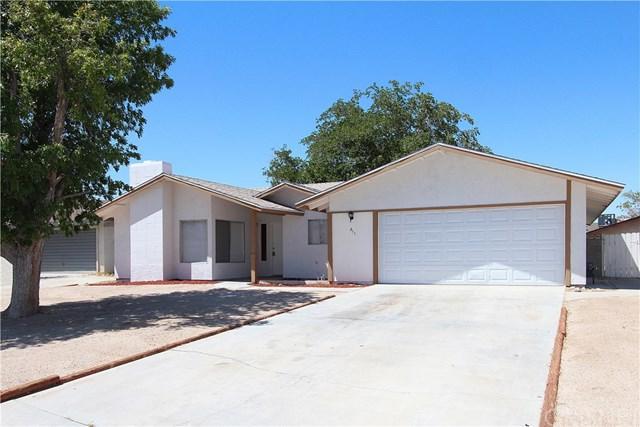 811 Landsford Street, Lancaster, CA 93535 (#SR19017605) :: California Realty Experts