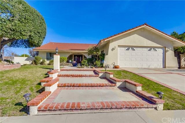 316 N Torrens Street, Anaheim Hills, CA 92807 (#WS19016775) :: Fred Sed Group