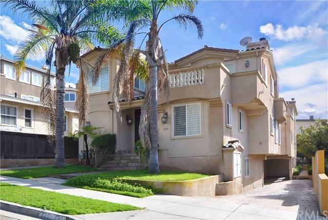 826 15th Street, Hermosa Beach, CA 90254 (#SB19018013) :: Team Tami
