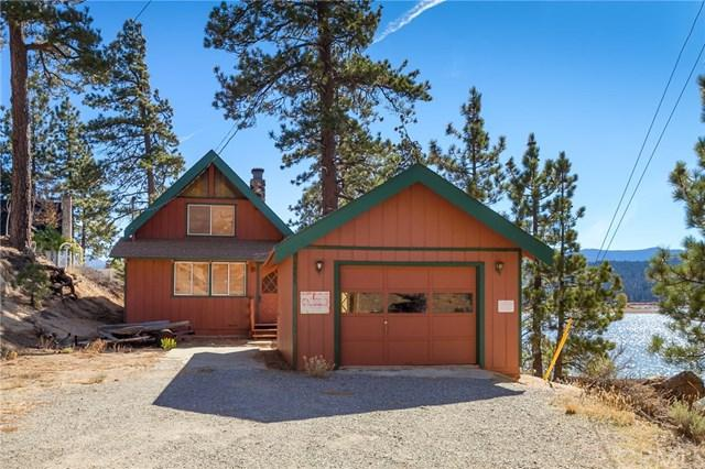 39025 N Shore Drive, Fawnskin, CA 92333 (#PW19019120) :: The Laffins Real Estate Team