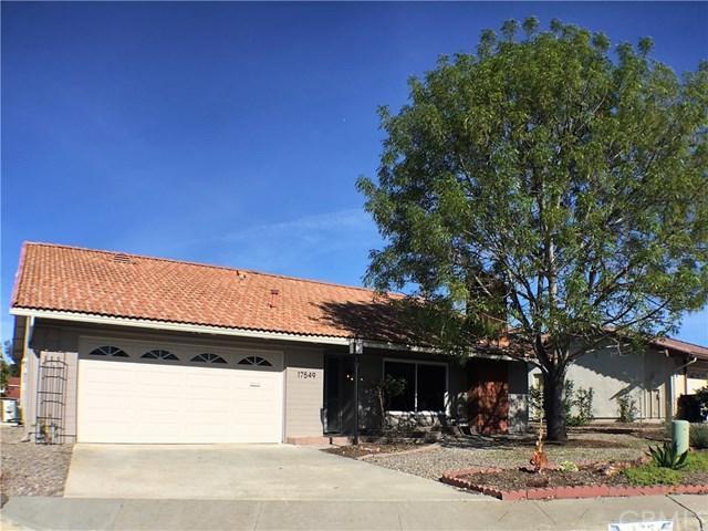 17549 Plaza Otonal, Rancho Bernardo, CA 92128 (#PW19020196) :: OnQu Realty