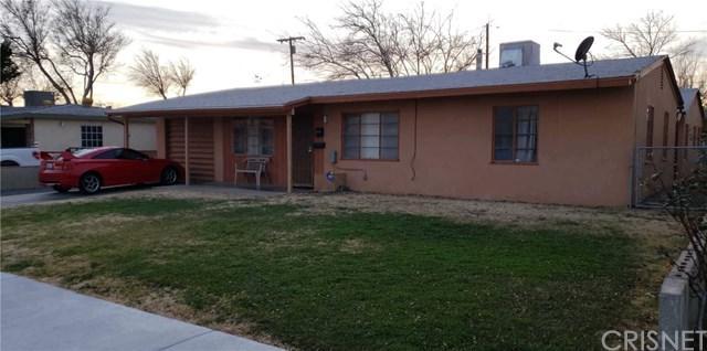 15743 O Street, Mojave, CA 93501 (#SR19020264) :: Pismo Beach Homes Team