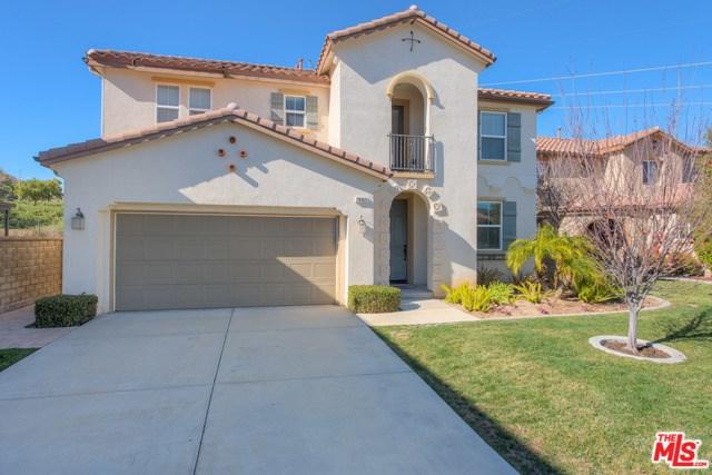 28163 Samantha Court, Saugus, CA 91350 (#19428252) :: J1 Realty Group